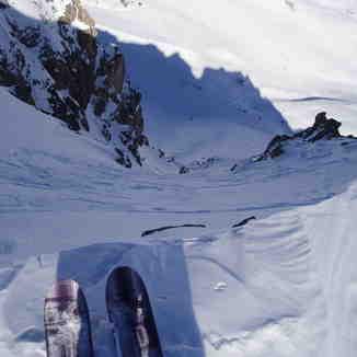 Grande Balme, North Face., Tignes