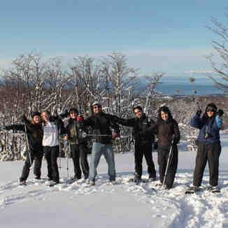 Caminata y el Estrecho de Magallanes, Cerro Mirador