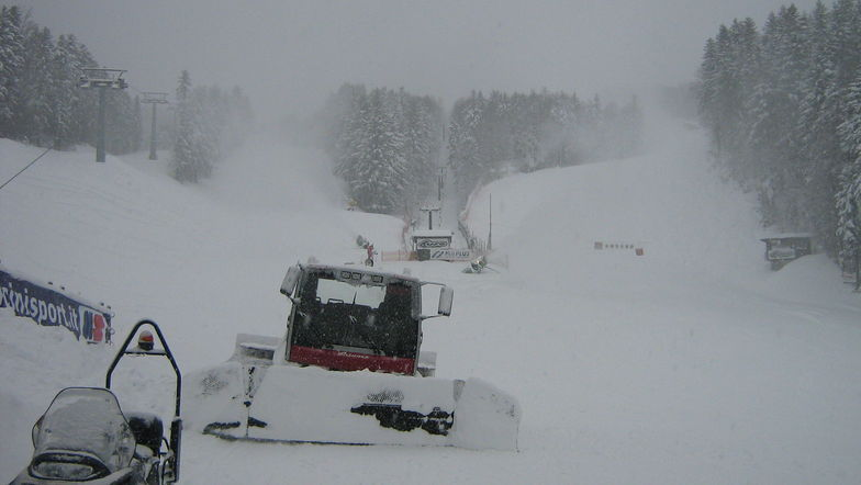 Abetone snow