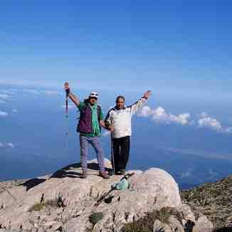 قله درفک, Dizin