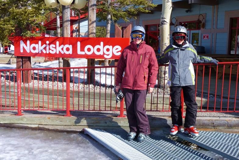 Nakiska Lodge