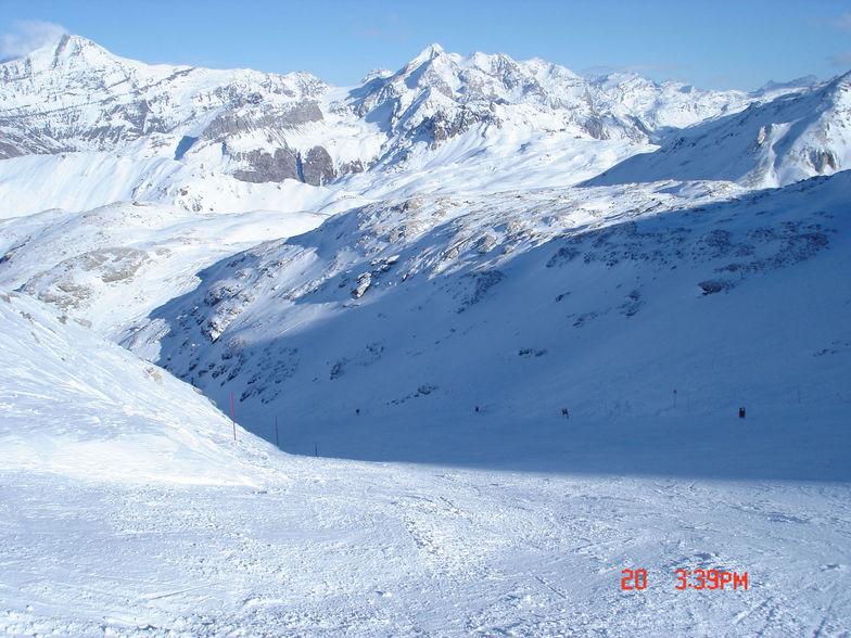 Val d'Isere Dec 2006, Tignes