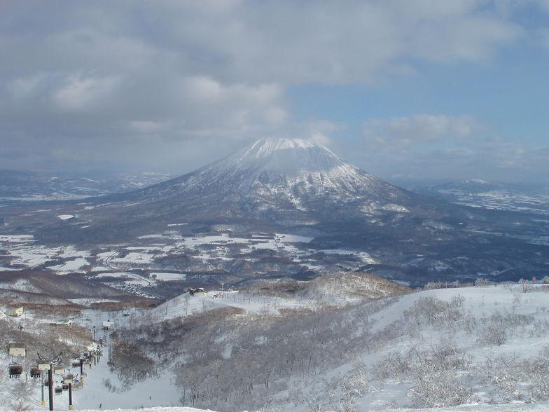 Mt Yotei, Hokkaido, Japan, Niseko Grand Hirafu