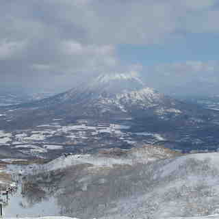 Mt Yotei, Hokkaido, Japan, Niseko Hirafu