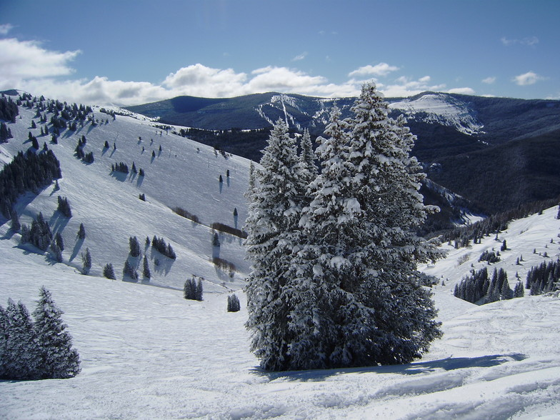 Vail snow