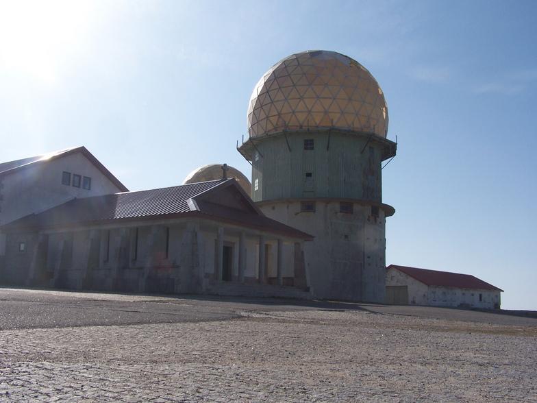 Capela da Torre Nossa Senhora do Ar, Serra da Estrela