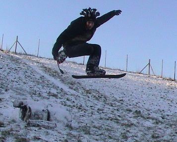 Scafell Pike Ski Resort by: jim1515