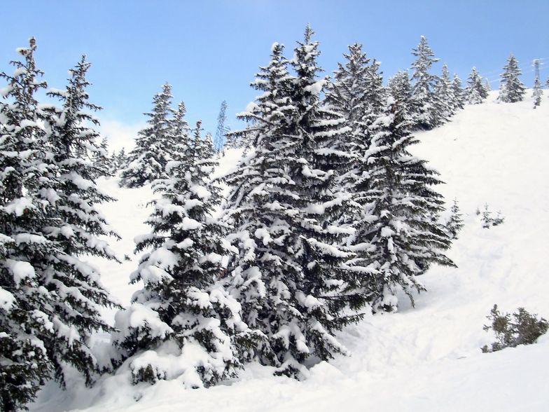 Beautiful Peak, La Clusaz