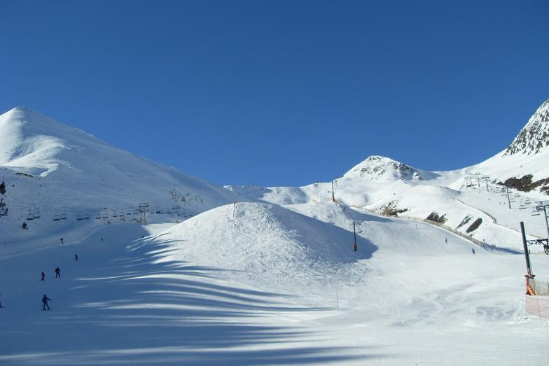 Vallnord-Arinsal snow