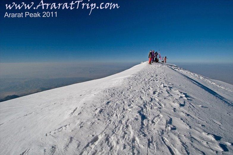 Mount Ararat Summit, Ağrı Dağı or Mount Ararat