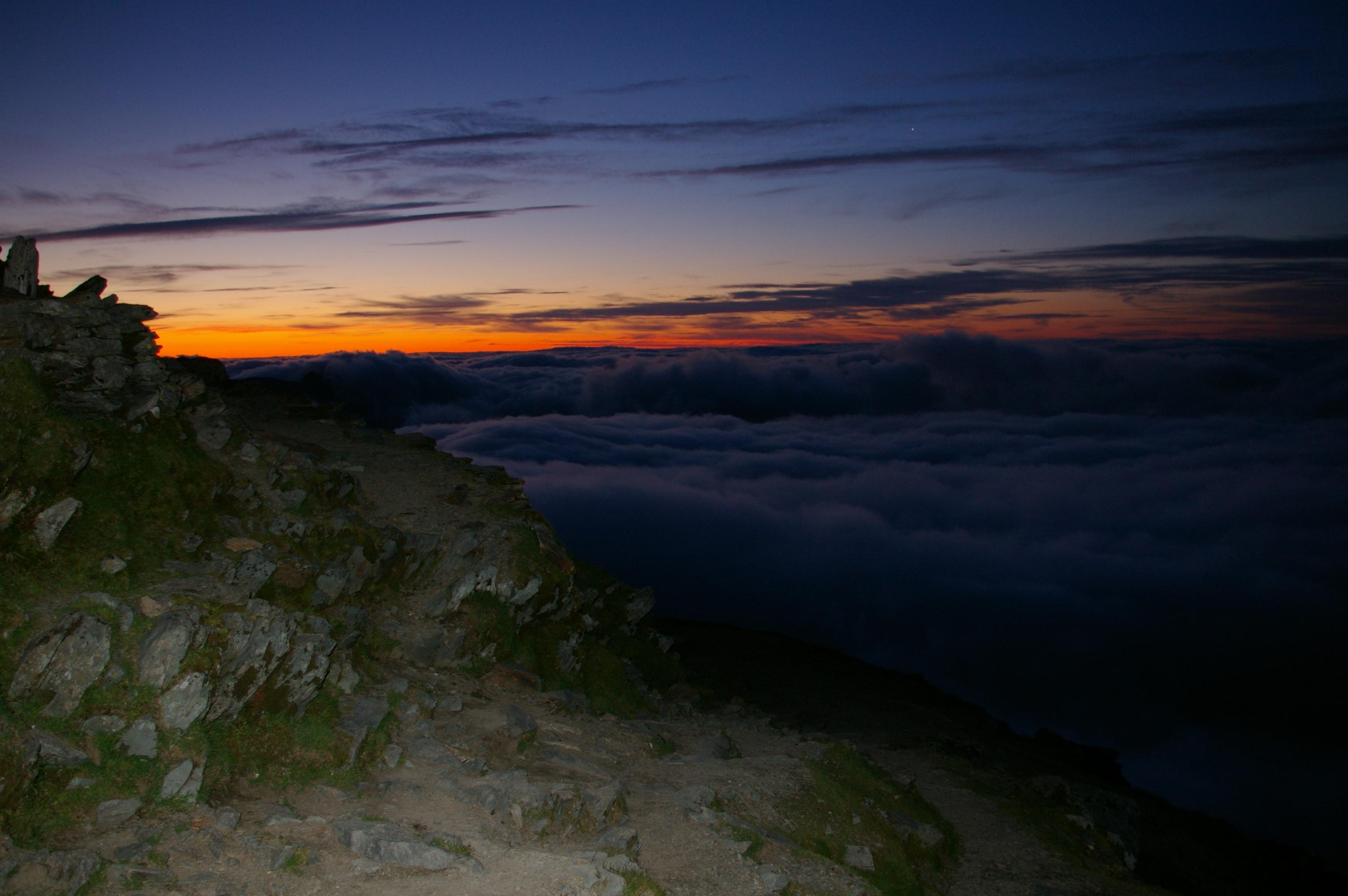 sunrise!, Snowdon