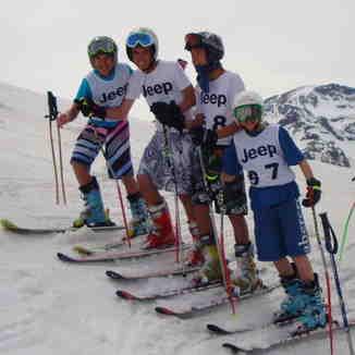 Amigos, Valle Nevado