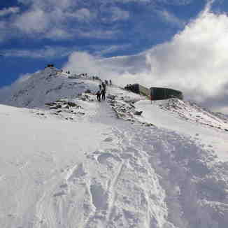 busy summit!, Snowdon