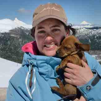 Perro esquiador, Antillanca