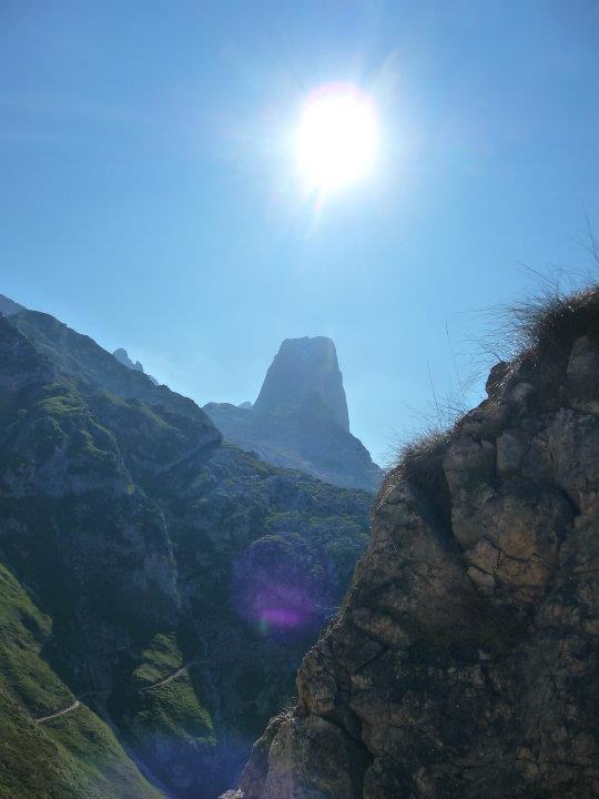 Cada vez mas cerca..., Picos De Europa