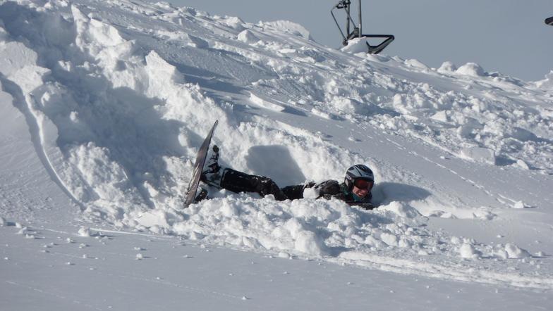 Fügen/Spieljoch snow