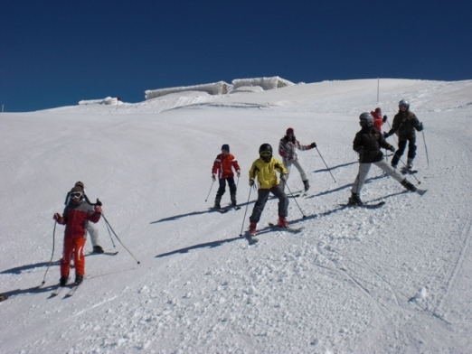 Primary School of Kalavryta at Helmos Ski-Center, Kalavryta Ski Resort