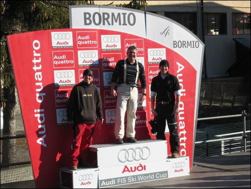 Bormio Ski Resort by: suew