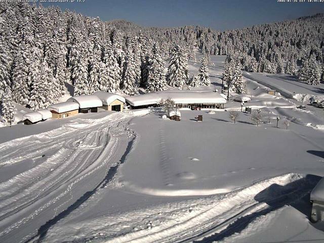 26 ian 2009, Pertouli Ski Center