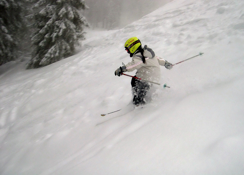Thi Loan, 7 years old., Saint Gervais