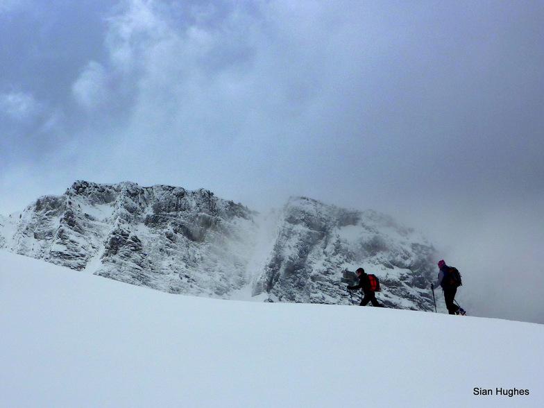 Ski touring, Morzine