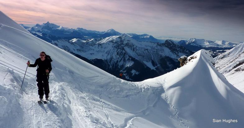 Ski touring, Avoriaz