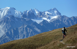 Verbier singletrack  photo