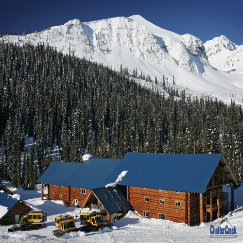 Chatter Creek Ski Resort by: Josh Milligan