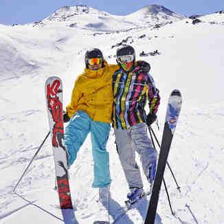 Hermanos Gonzalez, Nevados de Chillan