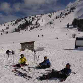 Μέλη των LOP3 !!!, Kalavryta Ski Resort