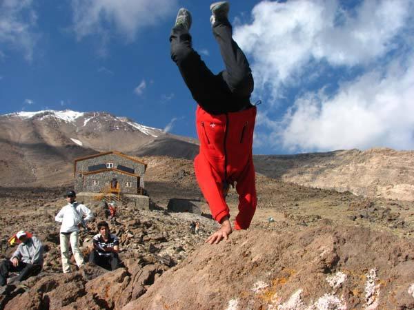 baraghah3vom, Mount Damavand