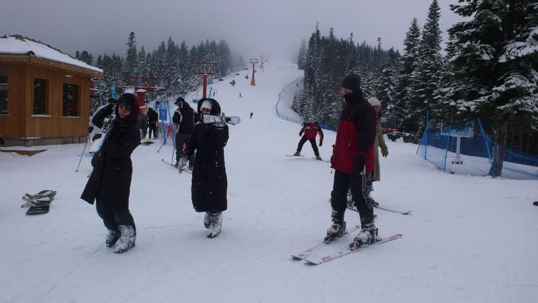 ılgaz kayak pisti(1.1), Mt Ilgaz