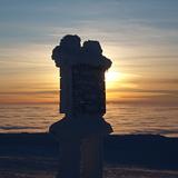 Yllas Kammi Sunset