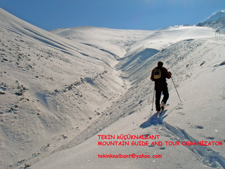 Tekin Küçüknalbant, Erciyes Ski Resort