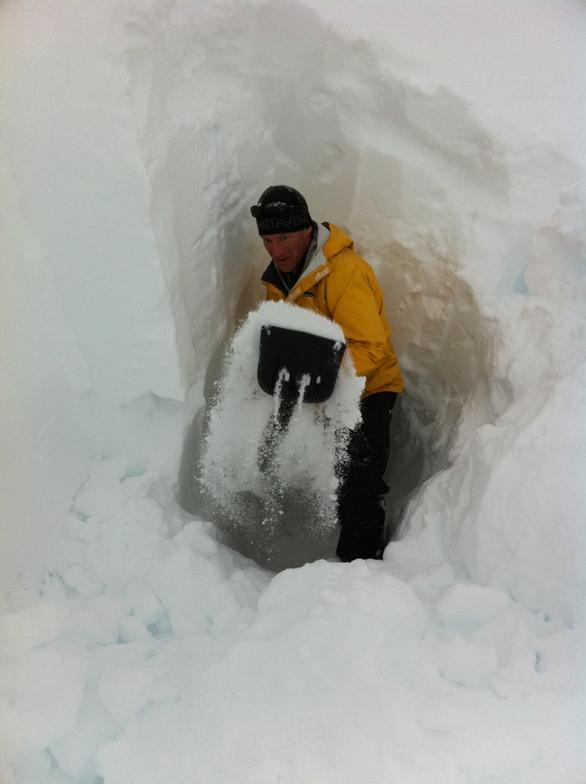 Adrenalin Descents Snow Safety, Kicking Horse