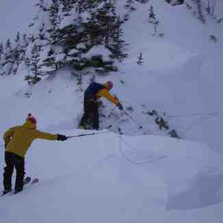 Adrenalin Descents Snow Safety, Kicking Horse
