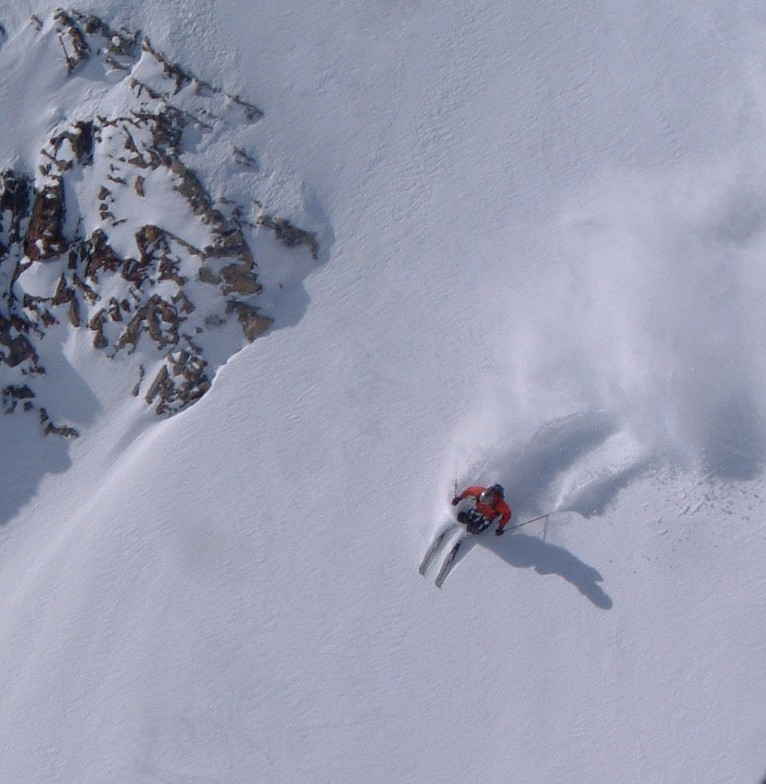 Shredding with Adrenalin Descents, Kicking Horse