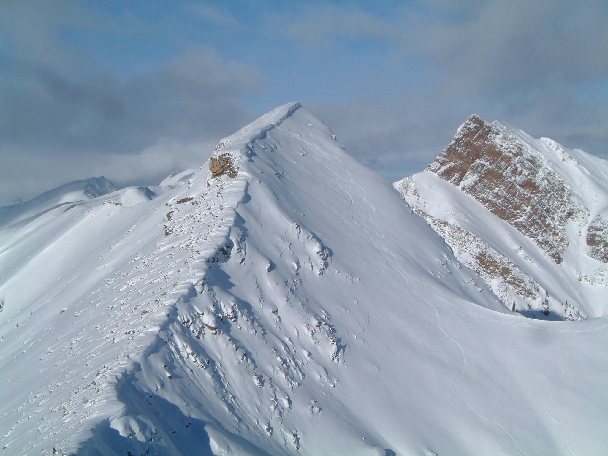 Wisdom with Adrenalin Descents, Kicking Horse