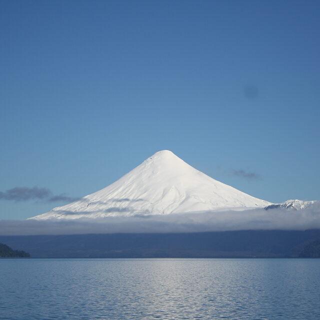 Volcan Osorno Chile, Volcán Osorno