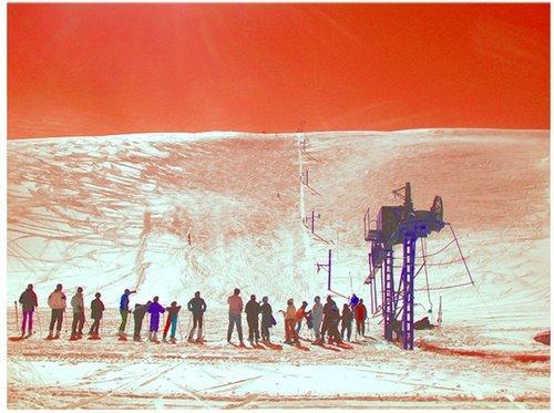 shiraz piste, Pooladkaf Ski Resort
