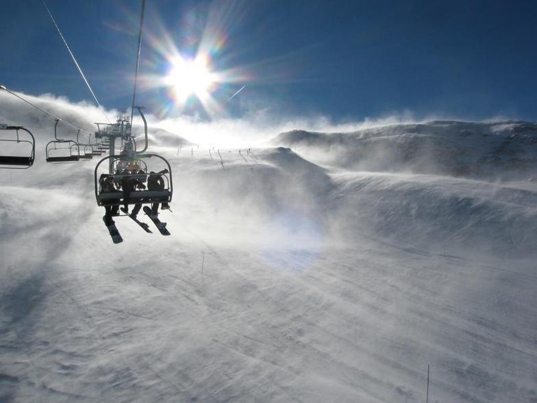 Les Deux Alpes Chairlift