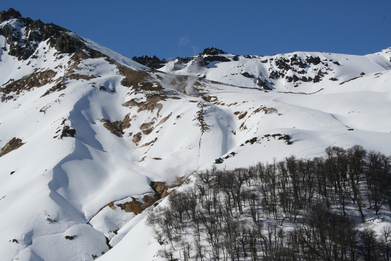 Termas de chillan, Nevados de Chillan