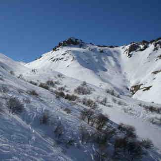 Nieve, Nevados de Chillan