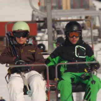 Οι μεγαλομέτοχοι των 'LOP3 ROCKERS' στη Στύγα !!!, Kalavryta Ski Resort