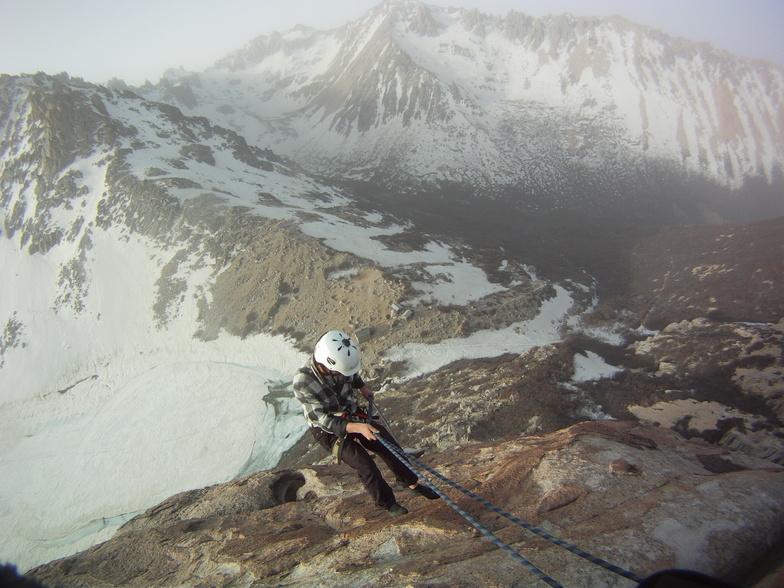 Escalada / Climbing FreshTracks, Cerro Catedral