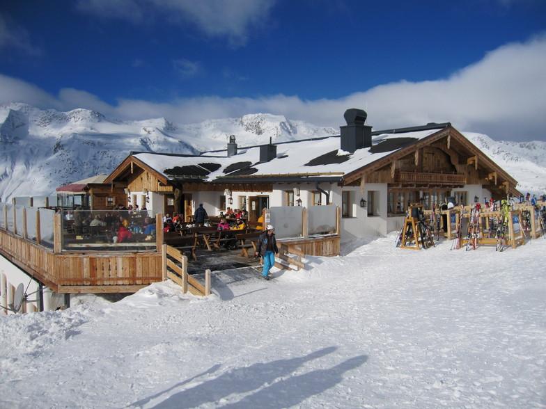 Hohe Mut Restaurant, Obergurgl