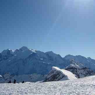 Mont Blanc, Flaine