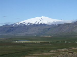 Snaefellsjokull, Snjofell photo