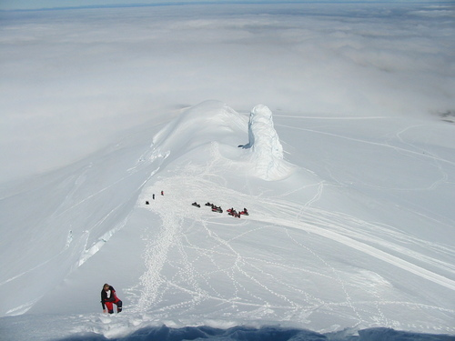 Snjofell Ski Resort by: Mike Statham