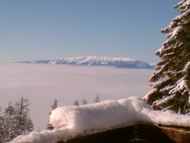 On Top Of The World, Poiana Brasov